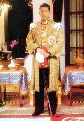 Image result for Crown Prince of Thailand