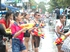 Songkran week - wet & wild in Pattaya 2013