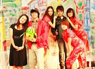 Garden International School Rayong Drama department is staging the smash Broadway musical Little Shop of Horrors.