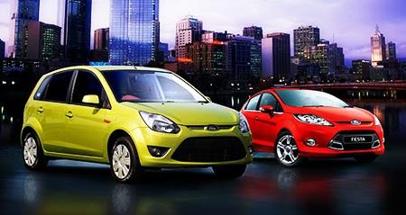 Ford Figo and Fiesta