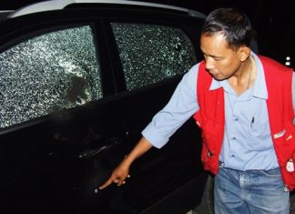 """Supawit """"Sia Tam"""" Charun was gunned down outside his So Ban Lang home."""