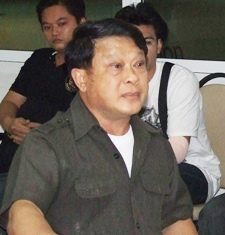 Col. Panom Charoenporn, commander of the Khao Noi Academy, maintains his bar should be allowed to continue to operate.