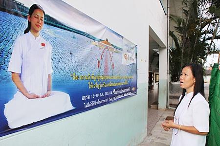 Baan Khao Baisri School Principal Kesara Puaknang talks to Pattaya Mail about her allegedly unauthorized drive to ordain young women as nuns.