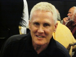 David Dines.