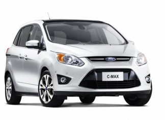 Ford C-Max for Thailand?