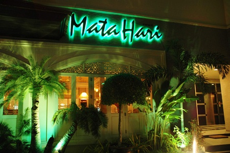 Mata Hari is well worth a visit.