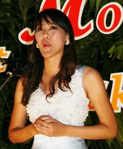 Local soprano Sivipa Prompiriya.