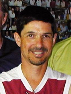 Jay Sher - the last TRGG winner in 2010.