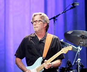 Eric Clapton wows fans in Bangkok on Wednesday, Feb. 16 at the Impact Arena in Muang Thong Thani.