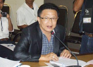 Deputy Mayor Wutisak Rermkitkarn.