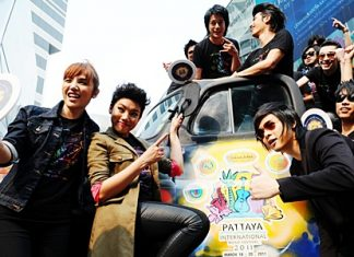 The 2011 Pattaya International Music Festival promises a rocking time for all attendees with pop stars from across Asia slated to perform at the March 18-20 event.
