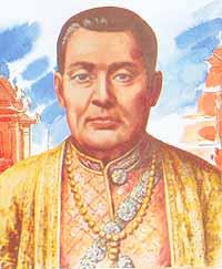 King Nang Klao (Rama III) 1824-1851