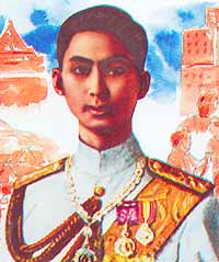 King Ananda Mahidol (Rama VIII), 1935-1946