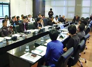 Organizers of the 2011 Pattaya Music Festival met with police and city authorities Monday to thrash out arrangements for this year's event which is expected to draw up to 400,000 fans over the coming weekend.
