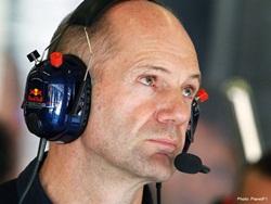 F1 designer Adrian Newey