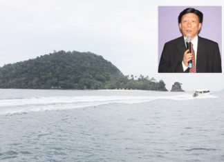 TAT Trat Director Woranit Kaiyarat (inset) says residents should boost environmental conservation efforts to boost the country's eco-tourism prospects.