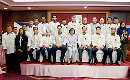 A local chapter of the Knights of Rizal is now officially established in Thailand.