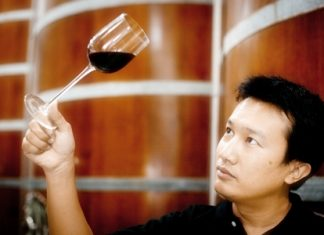 Prayut Piangbunta, Director & Chief Winemaker at Kao Yai Winery.
