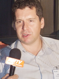 John Anderson, AusCham president, tells Pattaya Mail TV a little about the chamber's functions.