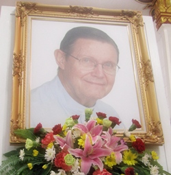 Fr. Lawrence Patin was a modern day hero.