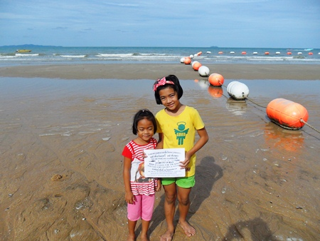 May and Mai from Jomtien.