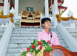 Gov. Wichit Chatpaisit said the traditional parade was tweaked this year to adapt better to modern times.