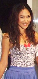 "Beautiful Kamala ""Ning"" Kamphu Na Ayudhaya."