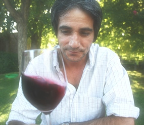 Gustavo Martinez, of Familia Zuccardi Winery.