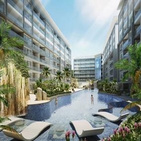 Centara Avenue Residence & Suites.