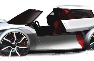 Audi's city car.
