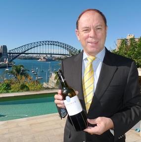 Graham Cranswick's wine - Australian style.
