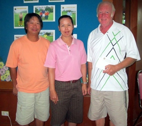 (Left-right): Henry Wong, Orn Kanasaengsri and Mike Ryder.