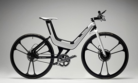 Ford's half electric - half pedal bike