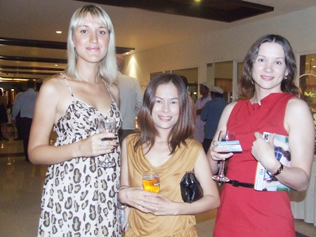 More lovely ladies adorn the Lighthouse event.