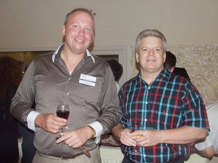 Morten Olsen & Peter Graham,