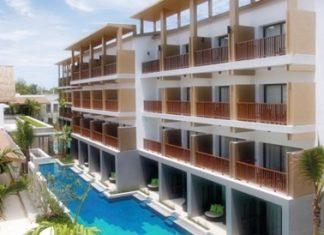 The new Mercure Krabi Deevana hotel & resort.
