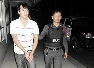 Narinaj Mongkolchat has been arrested for fraud and impersonating a police officer.