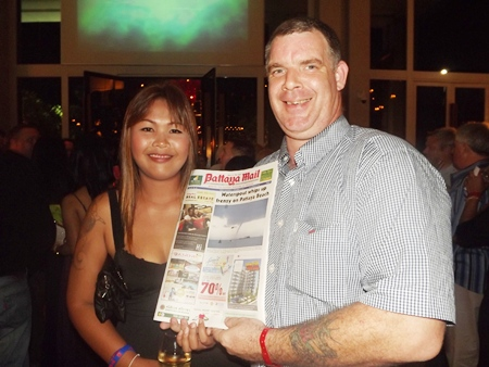 Jutharat Champawong and Joe Cox catch up on the latest news in Pattaya Mail.
