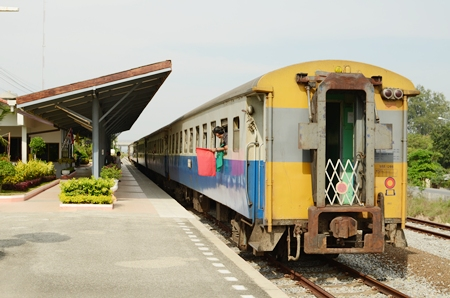 In the proposals, Pattaya railway station would be redeveloped into a transportation hub with links to all parts of the city.