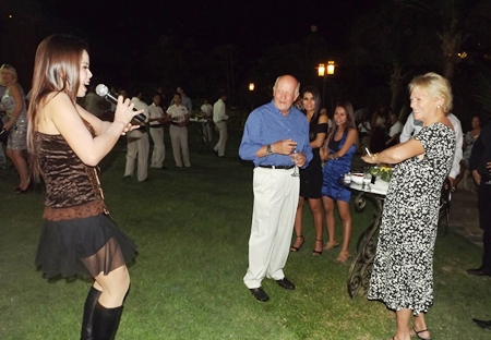 Networking, singing and dancing - only at Movers and Shakers.