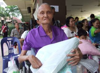 63-year-old Sukhuchai Iphipunyavorakul says he is proud his fellow Thais have not abandoned him.
