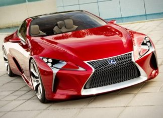 Lexus makes another Ugly Duckling?