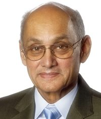 Kalyan Banerjee, Rotary International President 2011-12.