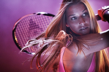 Dominika Cibulkova of Slovakia is the No 2 seed in PTT Pattaya Open 2012