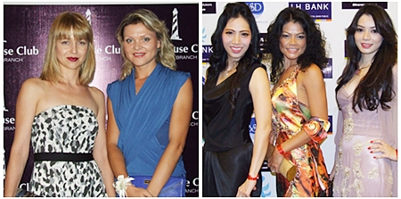 These beauties help getting the ball rolling for Lighthouse Club Pattaya.