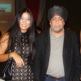 Kasina Lee and Thawatchai Chawala.