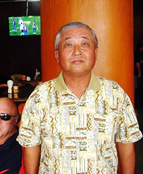 Yasou Suzuki – winner at Green Valley.