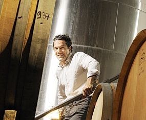 Winemaker Jean Claude Mas (photo © E. Perrin)
