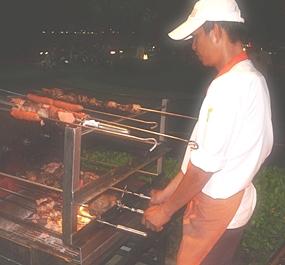 Churrasco BBQ.