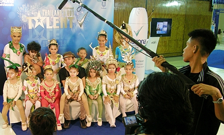 By the time KC Dance Studio boss Chai Malizon was interviewed for the show, the kids were wiped out, heads bobbing and eyes closing.